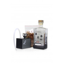 Kit Gin Beg 750ml + Mini Defumador à frio