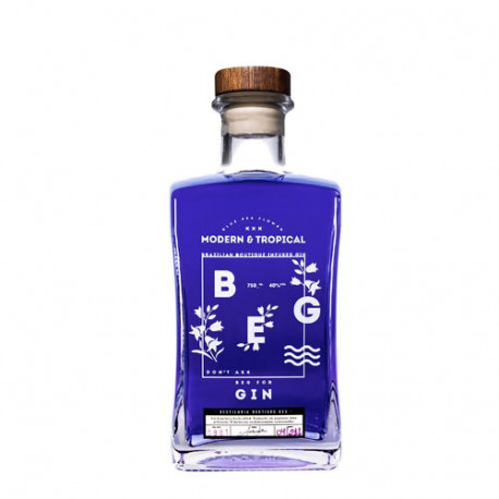 GIN BEG MODERN & TROPICAL 750ML