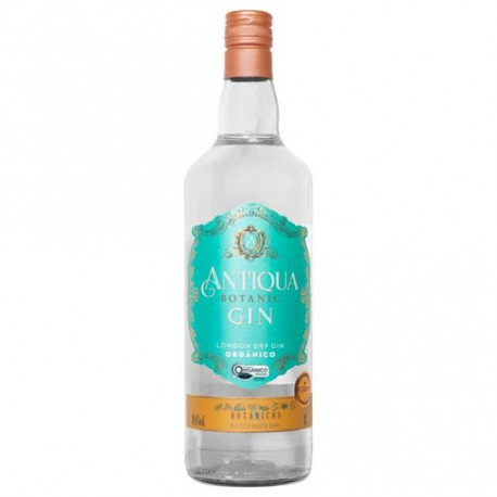 London Dry Gin Orgânico Antiqua - 1L